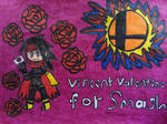 Vincent Valentine for smash by LovelyPrincessN64