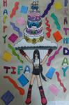 Happy Birthday Tifa by LovelyPrincessN64