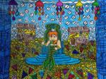 Alex the richest mermaid by LovelyPrincessN64