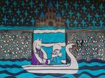 Romantic boat ride by LovelyPrincessN64