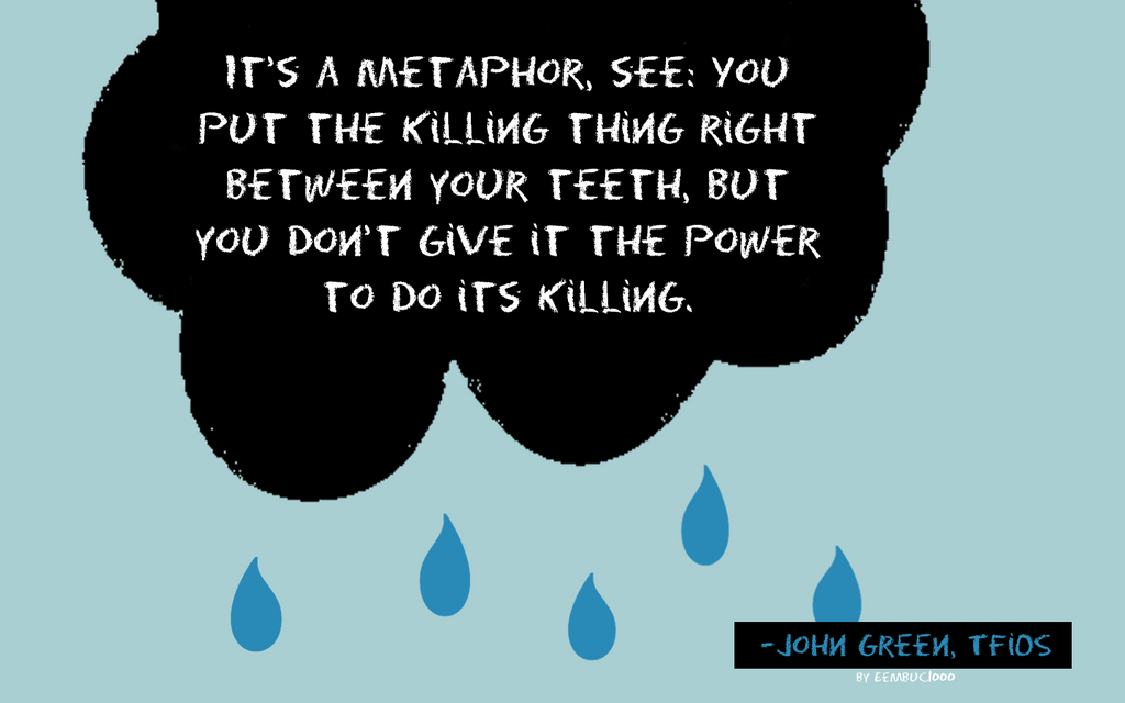 Its A Metaphor  TFiOS Wallpaper By Eembuc1000 On DeviantArt