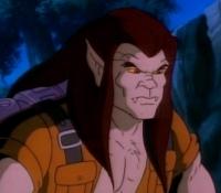 Luke Talbot Avatar by Beast72