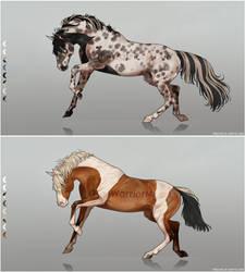 Horse auction [ OPEN 1/2 ]