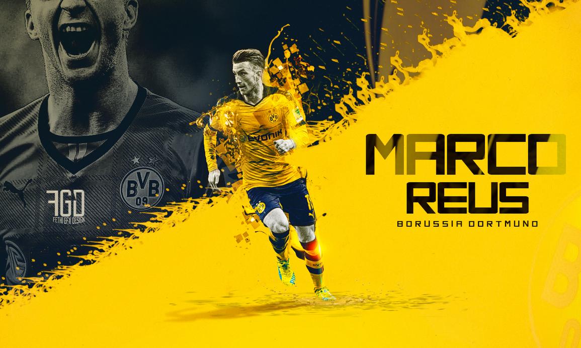 Marco Reus by D27Gfx