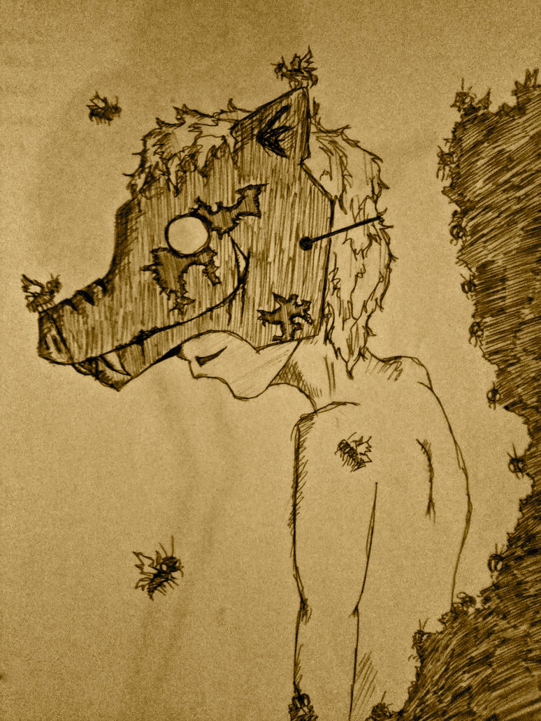 Lord of the Flies - Jack by MyLovelyHandgrenadeLord Of The Flies Jack Drawing
