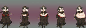 COMMISSION - Semiramis weight gain sequence