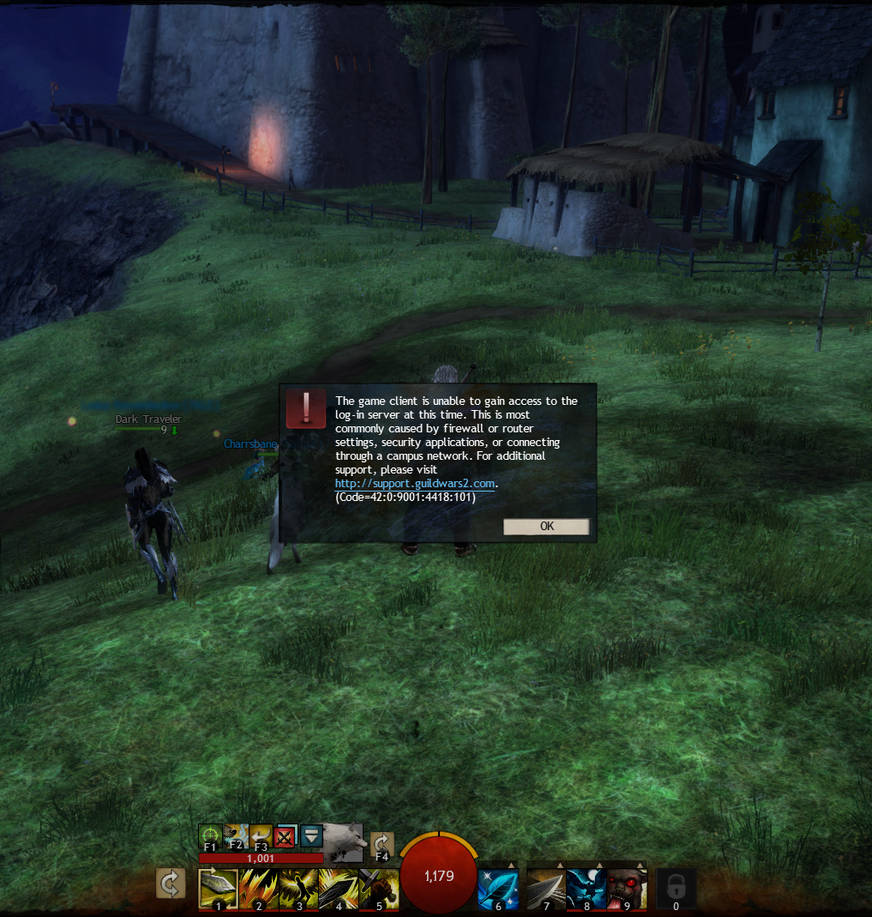 Guild Wars 2 Server Issues (again) by guildwars-2 on DeviantArt
