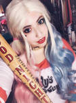 Suicide squad Harley Quinn cosplay
