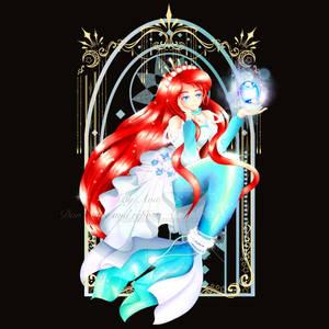 Ariel princess theme