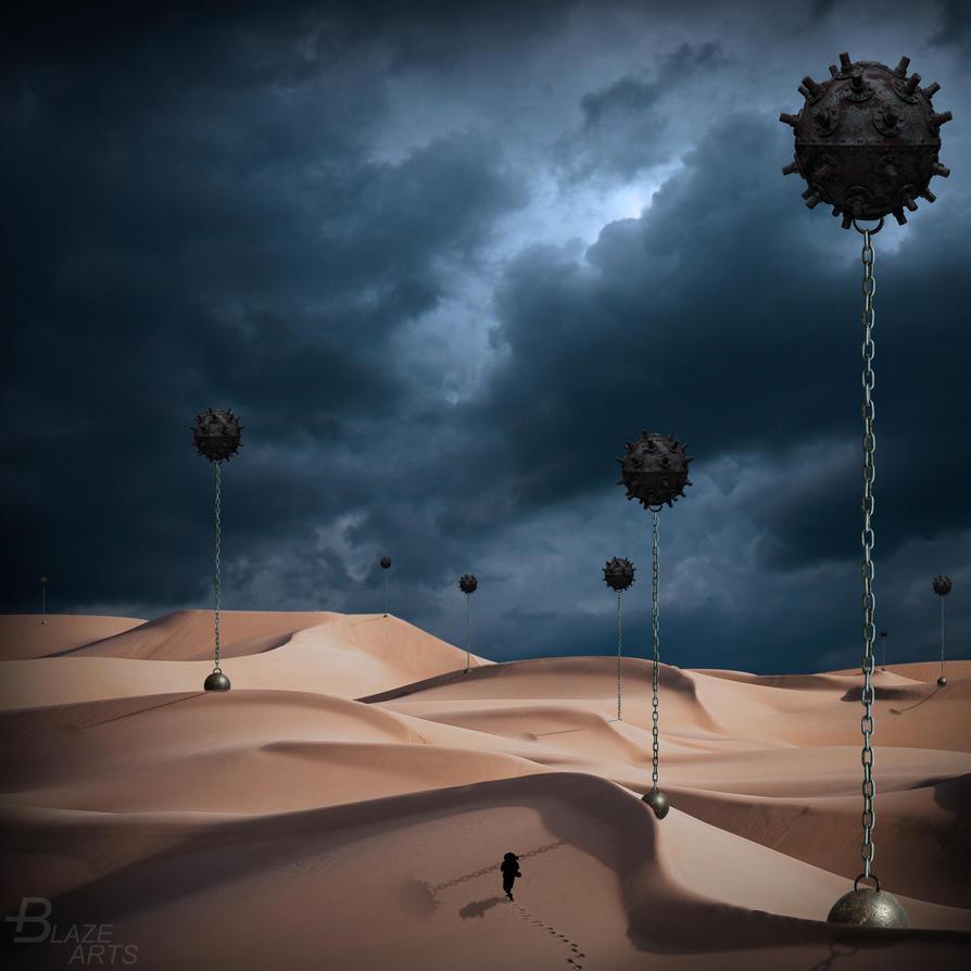 Dunes. by Orang3Blaz3