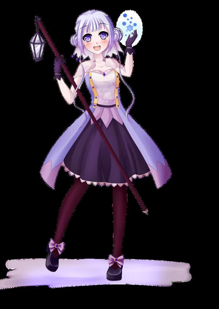 Constanceu0026#39;s Magical Girl Outfit By FeliciaSilvermoon On DeviantArt