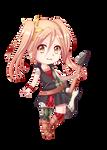 Chibi - My OC Tori