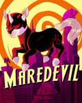 Maredevil by owlcoholik