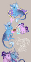 Trixie, Starlight and the Wonders of Life