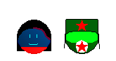 Red Star and Myshka Emotes by Werevampiwolf