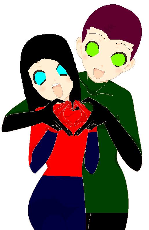Myshka and Lyonya