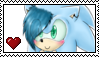 I support Ice/Ice fan .:STAMP:. by SilverfanNumberONE