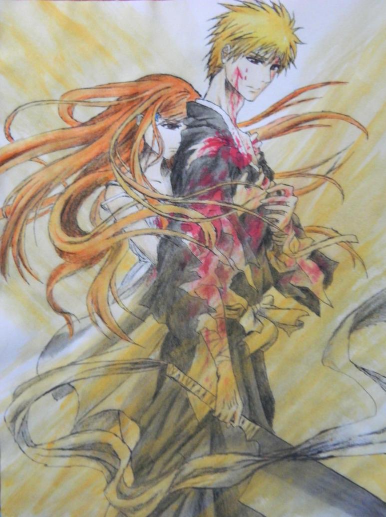 Bleach: Let me heal you by 28maeko