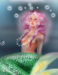 Sirena Mermaid by anemchan41191