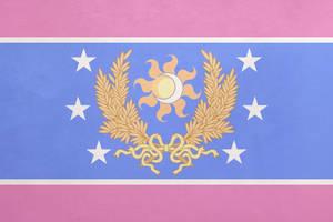 Flag of Equestria II by Lyniv