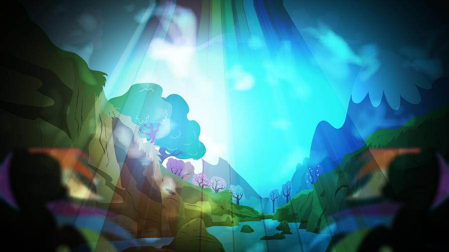 Rainbow Dash's Proprieties by Gribbiy