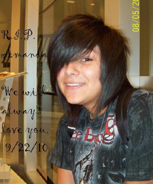 R.I.P. Amanda by orik302