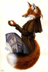 Fox-Trotte by elfenn