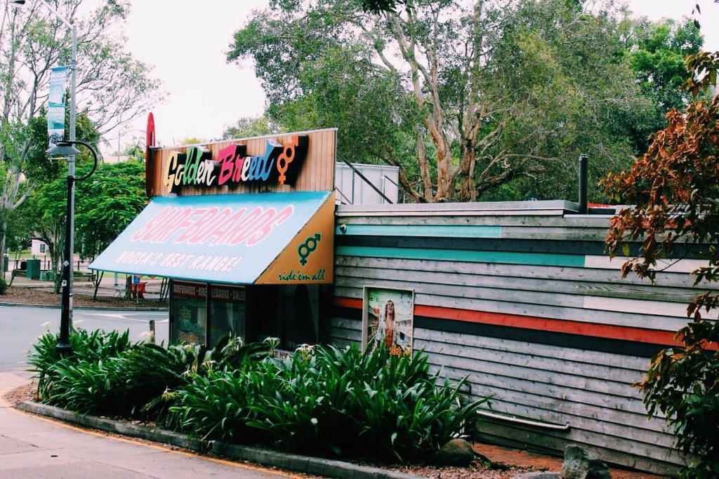 049 Surf Shop by Theresaaguiar
