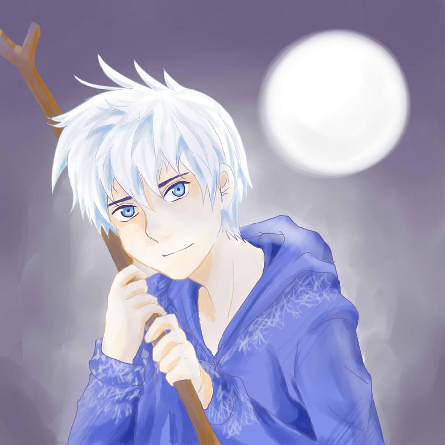 Jack Frost by dessertsoul1217
