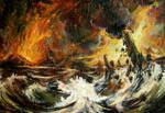Destructions of Atlantis