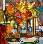 Avantgarde still-life by Mishelangello