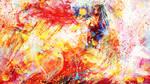 Fallen angel by Mishelangello