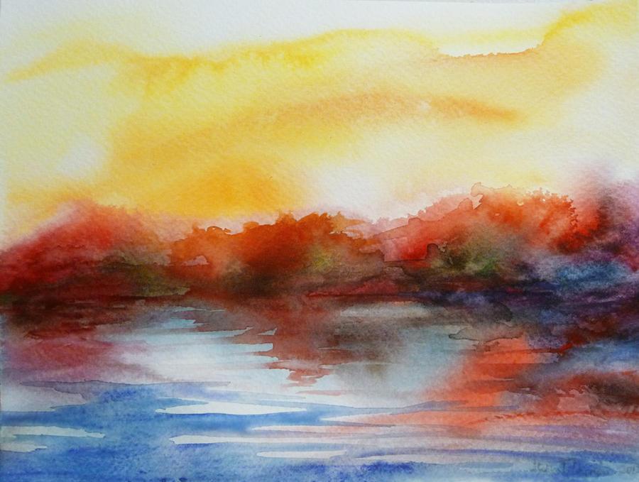 Dreamy Autumn by Mishelangello