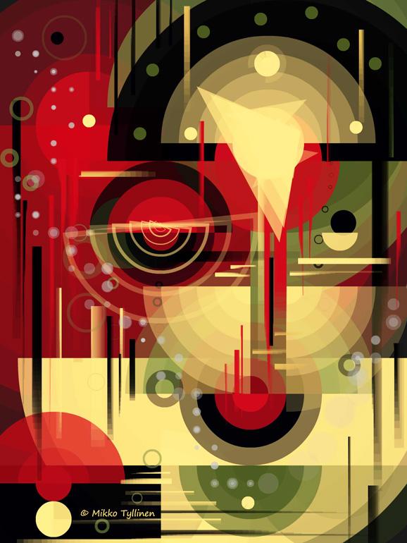 I Am A Robot by Mishelangello