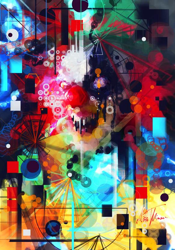 Clown by Mishelangello