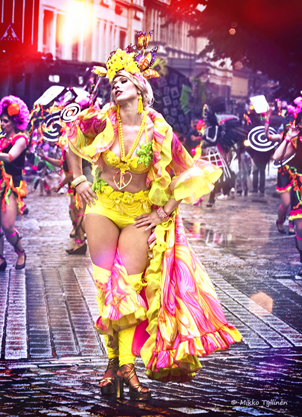 Helsinki Carnaval 2016 by Mishelangello