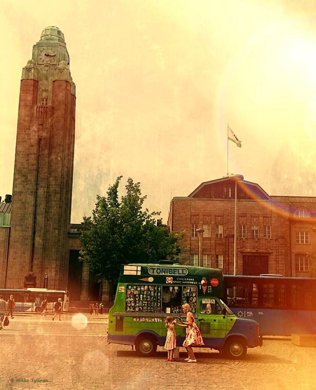 Daily dreams Helsinki by Mishelangello