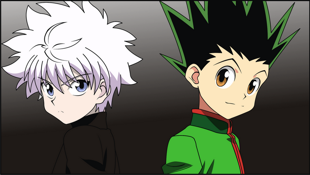Wallpaper 18 Hunter X Hunter Hd By Gaston Gaston On Deviantart