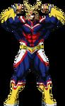 My Hero Academia - All Might (Hero mode #1)