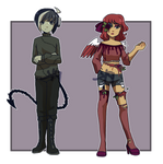 [CLOSED] Horror Kids Adopts reduced