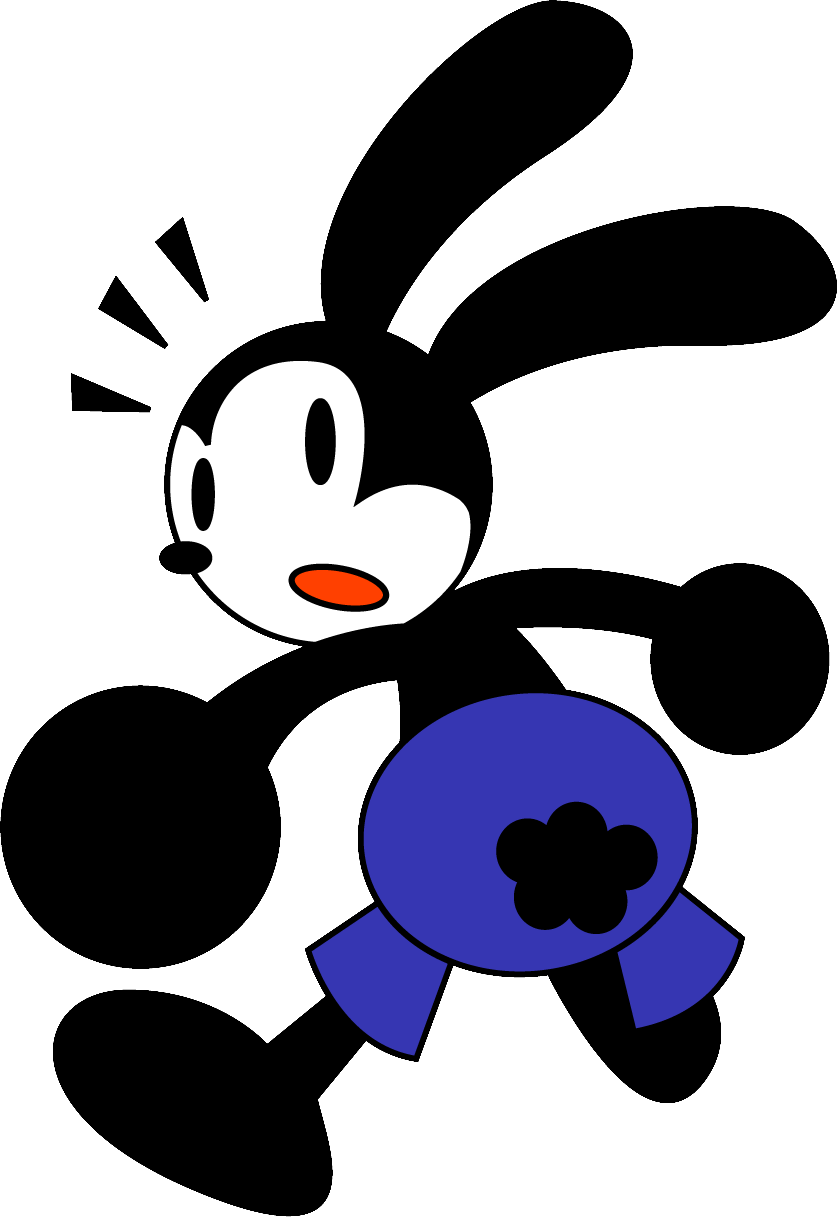 Oswald the lucky rabbit disney world