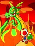 Fungus and Dragons