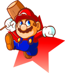 Hero of the Land, Mario