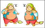 Princess Jessica - A? or B?