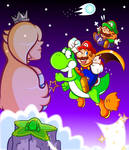 Remake: New Universe, New Mario World