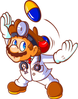Dr. Mario :2012: by JamesmanTheRegenold