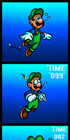 SMB Short Comic - Battle for the Bubbles by JamesmanTheRegenold