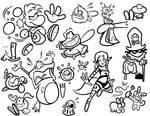 SAI Doodles - Rayman