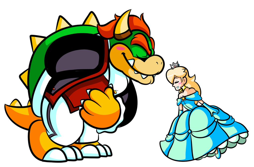 Bowser The bowser by