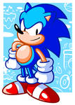 They call him . . . Sonic